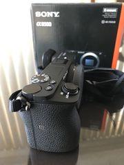 Sony Alpha 6500 24.2 MP цифровая зеркальная камера a6500-черный